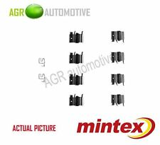 MINTEX FRONT BRAKE PADS ACCESORY KIT SHIMS GENUINE OE QUALITY - MBA1244