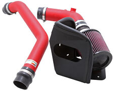2010-2015 Mitsubishi Lancer EVO 2.0L K&N Wrinkle Red Typhoon Short Ram Intake