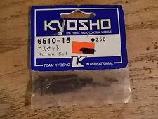 6510-15 Screw Set GS11X Nitro Engine - Kyosho Pure Ten GP-10 Nostalgic Spider