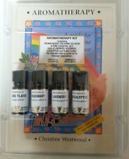 Amphora Aromatics Essential Oils Student Aromatherapy Mixed Lot Starter kit
