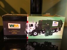 First Gear 1/34 scale Waste Management side-load refuse truck