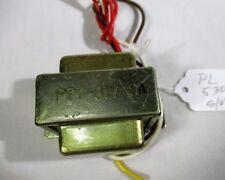 Pioneer Pl 530 Transformer (K) Single Voltage Turntable Part Ptt-017-0A Power