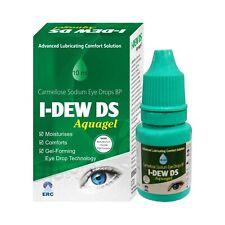 I-Rocío DS nocturno Aqua colirio de gel para ojos secos para los usuarios de lentes de contacto