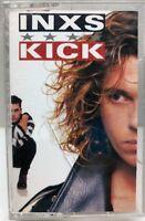 INXS Kick Cassette Tape 7 81796-4