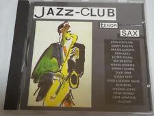 VARIOUS <  Jazz-Club: Tenor-Sax  > VG+ (CD)