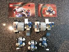 Lego - Life on Mars - (3) Rover and (2) Mono Jet - Complete -  w/booklet