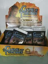 A Game of Thrones Collectible Card Game A Crown of Suns Expansion Booster Pac 32
