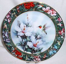 Lena Liu ~ 1. Bradex Sammelteller Hummingbird Treasury / Wunderwelt der Kolibris