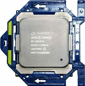 INTEL XEON PROCESSOR E5-2650 V4 2.20GHZ 30M 12CORES CPU SR2N3