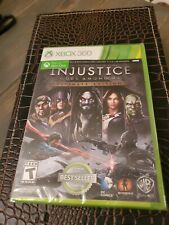Injustice: Gods Among Us - Ultimate Edition Xbox 360 AND Xbox One *NEW*