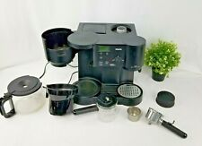 Krups 867 Cafe Bistro 10-cup Coffee and 4-cup Espresso Maker