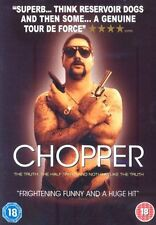 Chopper (DVD, 2000) region 2 UK version (New & Sealed)