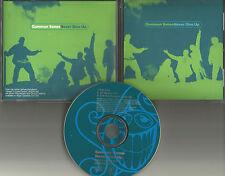 COMMON SENSE Never give up w/ RARE EDIT PROMO radio DJ CD single MINT USA 1996