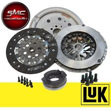 Dual mass flywheel + clutch kit ORIGINAL LUK 600001600