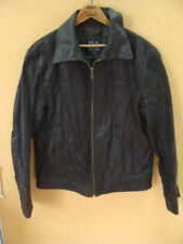 Jos A BANK Classic Collection Genuine Leather Brown Mens Jacket Size: S RN#31608