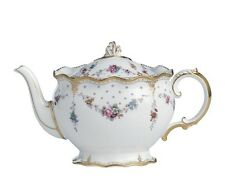 New Royal Crown Derby 1st Quality Antoinette Large Teapot
