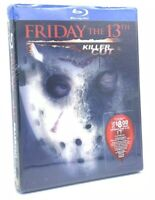 Friday the 13th [2019] Blu-ray Disc; Killer Cut with Lenticular Slipcover