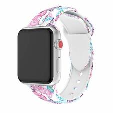 Replacement Wrist Band Pattern Printed for Apple Watch 38mm/40mm 42mm/44mm