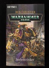 Warhammer 40 000. Seelentrinker Von Ben Contador (2007, Libro de Bolsillo)
