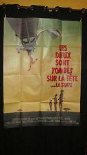 Affiche Cinéma original Les dieux sont Tombés sur la Tête 2 de 1990