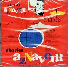 CD - CHARLES AZNAVOUR - Sur ma vie