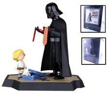 RARE  Star Wars Gentle Giant Deluxe Maquette Darth Vader and Son from Japan F/S