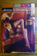 Aristoc Sensuous Stockings 10 Denier S Nude