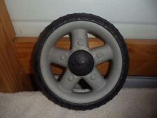 """Jeep Cherokee Sport stroller. Rear single wheel.   SIZE  6 3/4""""  x  5/16"""""""