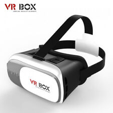 Vr Box For 4.7-6.0 Smart Phone Virtual Reality Movies Games 3d Glasses