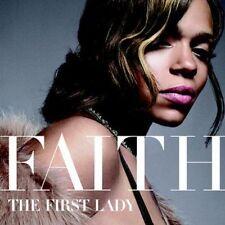 Faith Evans : First Lady ---NEW STILL SEALED FAITH EVANS CD