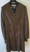 "Paul Smith Womens Coat ""MAINLINE"" LAMB LEATHER  Size EU 42 UK 10/12 BNWT"