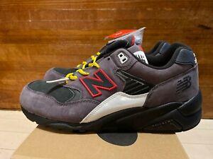 New Balance Japan Mita Sneakers RealMadHectic MT580 GLB Nine Iron Black size 9.5