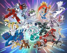 2018 Legends Event Pokemon Bundle (Full set of all 19 Event Pokemon) Untouched