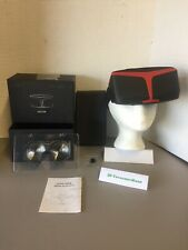 UCVR View Mobile Black & Red VR Virtual Reality Head Set Pre-Owned W/ Box