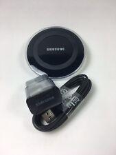 Samsung Galaxy Wireless Charging Qi Pad Desktop + Charger iPhone X 8 Galaxy S9