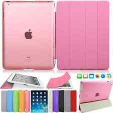 Ultra Slim Schutzhülle iPad 2 iPad 3 iPad 4 Tasche Smart Cover PU-Leder Case PK
