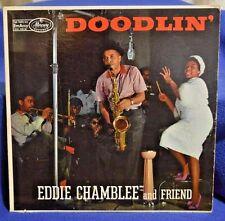 "Eddie Chamblee ""Doodlin'"" Rare 1958 Mono LP Mercury MG 36131"