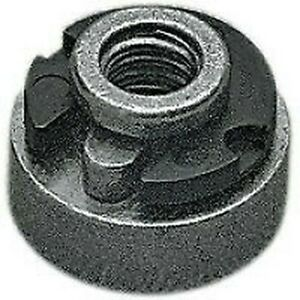 """1/4"""" Seat Mount Nut & E-Clip for Harley Davidson Motorcycles"""