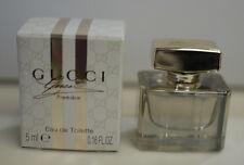 Gucci Premiere by Gucci Eau De Toilette 0.17oz / 5 ml Mini Women Perfume NIB