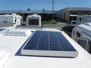 Motorhome Caravan Narrow Boat 80w-100w Solar Panel Package Fully Installed