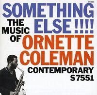 ORNETTE COLEMAN Something Else!!!! The Music Of CD NEW