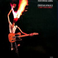PREFAB SPROUT 12'' Cars And Girls (3 titres) - HOLL