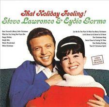 That Holiday Feeling! by Steve Lawrence & Eydie Gorme (CD, 2002, GL Music Co.)