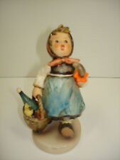M.J. HUMMEL 1971 FIGURINE GOEBEL W GERMANY COLLECTIBLE! VISITING AN INVALID!