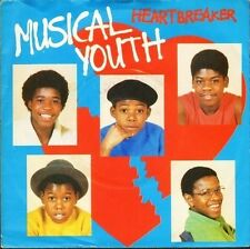 """MUSICAL YOUTH heartbreaker/rockers YOU 4 uk mca 1983 7"""" PS EX/EX"""