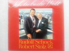 Rudolf Shock-Robert orgoglio-Amo il mondo