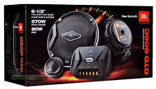 """JBL GTO609C 6.5"""" 2-Way GTO Series Component Car Speaker System New 6 1/2 """" JBL"""