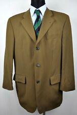 BAUMLER Wool Textured Blazer UK 44 Jacket Coat Suit EUR 54 Gr Sakko Herren Vtg