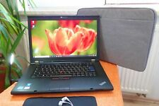 Lenovo W520 TOUCH Thinkpad l SSD NEU l AKKU NEU l 32GB RAM l Turbo QUAD Core i7