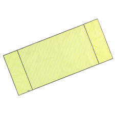 Washing Machine Refrigerator Dust Protective Cover w/ Storage Pocket Yellow